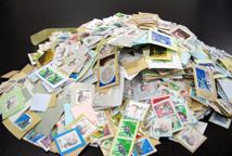 使用済み切手プロジェクト